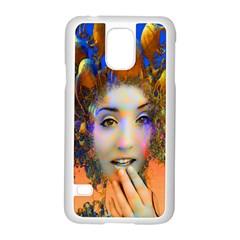 Organic Medusa Samsung Galaxy S5 Case (white)