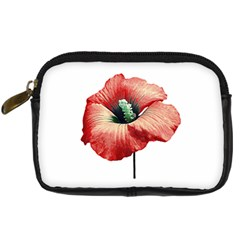 Your Flower Perfume Digital Camera Leather Case by dflcprints