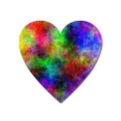 Plasma 21 Magnet (heart)