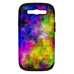 Plasma 23 Samsung Galaxy S Iii Hardshell Case (pc+silicone) by BestCustomGiftsForYou