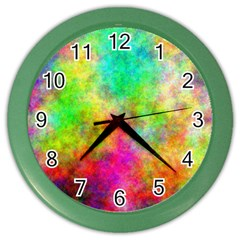 Plasma 24 Wall Clock (color) by BestCustomGiftsForYou