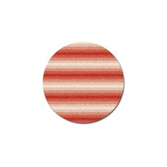 Horizontal Red Curly Stripes Golf Ball Marker 10 Pack by BestCustomGiftsForYou