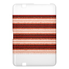 Horizontal Native American Curly Stripes   1 Kindle Fire Hd 8 9  Hardshell Case by BestCustomGiftsForYou