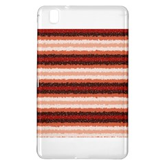 Horizontal Native American Curly Stripes   1 Samsung Galaxy Tab Pro 8 4 Hardshell Case by BestCustomGiftsForYou