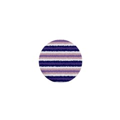 Horizontal Native American Curly Stripes   2 1  Mini Button Magnet by BestCustomGiftsForYou