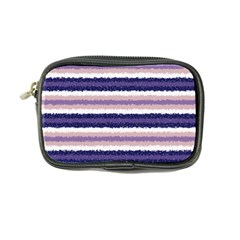 Horizontal Native American Curly Stripes   2 Coin Purse by BestCustomGiftsForYou