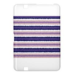 Horizontal Native American Curly Stripes   2 Kindle Fire Hd 8 9  Hardshell Case by BestCustomGiftsForYou