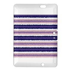 Horizontal Native American Curly Stripes   2 Kindle Fire Hdx 8 9  Hardshell Case by BestCustomGiftsForYou