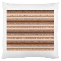 Horizontal Native American Curly Stripes   3 Large Cushion Case (two Sided)  by BestCustomGiftsForYou