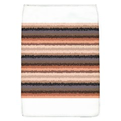 Horizontal Native American Curly Stripes   4 Removable Flap Cover (large) by BestCustomGiftsForYou