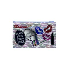 Makeup Bag S By Chere s Creations   Cosmetic Bag (small)   Z5a11yy1x2k4   Www Artscow Com Back