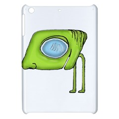 Funny Alien Monster Character Apple Ipad Mini Hardshell Case by dflcprints