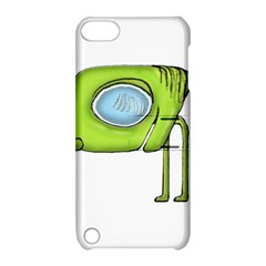 Funny Alien Monster Character Apple Ipod Touch 5 Hardshell Case With Stand by dflcprints