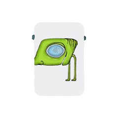Funny Alien Monster Character Apple Ipad Mini Protective Sleeve by dflcprints