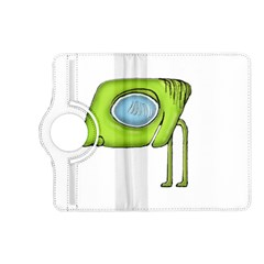Funny Alien Monster Character Kindle Fire Hd (2013) Flip 360 Case by dflcprints