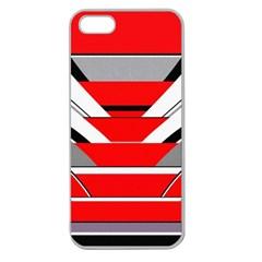 Fantasy Apple Seamless Iphone 5 Case (clear) by Siebenhuehner
