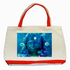 Magician  Classic Tote Bag (red) by icarusismartdesigns