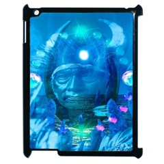 Magician  Apple Ipad 2 Case (black) by icarusismartdesigns