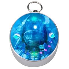 Magician  Silver Compass by icarusismartdesigns