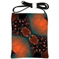 Elegant Delight Shoulder Sling Bag by OCDesignss