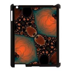 Elegant Delight Apple Ipad 3/4 Case (black) by OCDesignss