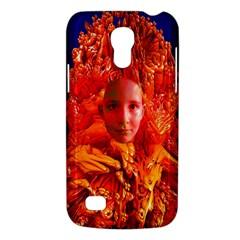 Organic Meditation Samsung Galaxy S4 Mini (gt I9190) Hardshell Case  by icarusismartdesigns