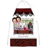 apron bubba - Full Print Apron
