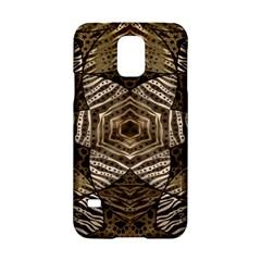 Golden Animal Print  Samsung Galaxy S5 Hardshell Case