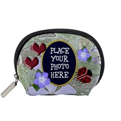Ladybug Accessory Pounch Small By Chere s Creations   Accessory Pouch (small)   L0vkxlo7gtqw   Www Artscow Com Front