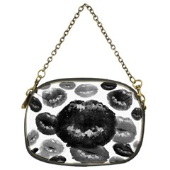 Black Kisses Chain Purse (One Side) by OCDesignss