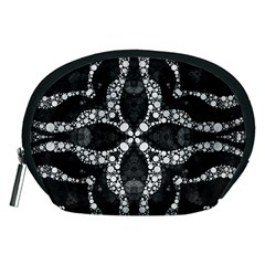 Black Onyx  Accessory Pouch (medium) by OCDesignss