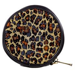 Cheetah Abstract Mini Makeup Case by OCDesignss