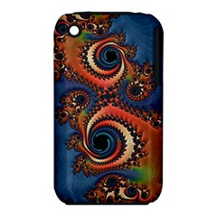 Dragon  Apple Iphone 3g/3gs Hardshell Case (pc+silicone) by OCDesignss