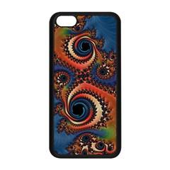 Dragon  Apple Iphone 5c Seamless Case (black) by OCDesignss