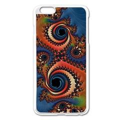 Dragon  Apple Iphone 6 Plus Enamel White Case by OCDesignss