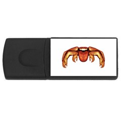 Alien Spider 4GB USB Flash Drive (Rectangle) by dflcprints