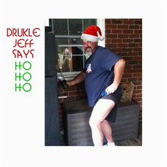 Drunkle Jeff Calender By Sarah   Wall Calendar 11  X 8 5  (12 Months)   Addz756t1tif   Www Artscow Com Month