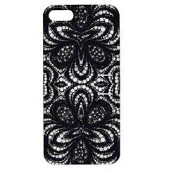 Twisted Zebra  Apple Iphone 5 Hardshell Case With Stand by OCDesignss