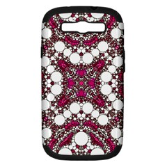 Pink Pearl Samsung Galaxy S III Hardshell Case (PC+Silicone) by OCDesignss