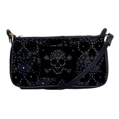 Skulls Dipped In Bling Evening Bag by OCDesignss