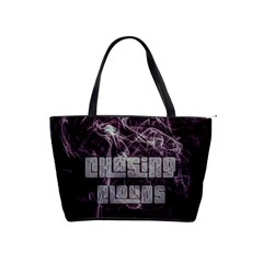 Chasing Clouds Large Shoulder Bag by OCDesignss