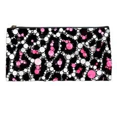 Pink Cheetah Bling Pencil Case by OCDesignss