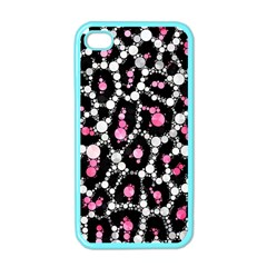Pink Cheetah Bling Apple Iphone 4 Case (color) by OCDesignss