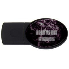 Chasing Clouds 2gb Usb Flash Drive (oval) by OCDesignss
