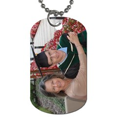 By Katie   Dog Tag (two Sides)   Vzy6n9vz1qup   Www Artscow Com Front