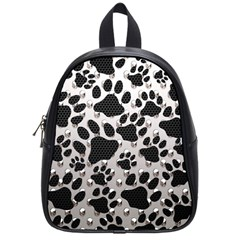 Paws On Me  School Bag (small) by OCDesignss