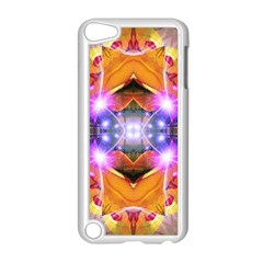 Abstract Flower Apple Ipod Touch 5 Case (white) by icarusismartdesigns