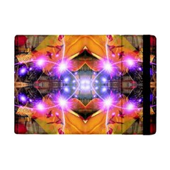 Abstract Flower Apple Ipad Mini 2 Flip Case by icarusismartdesigns