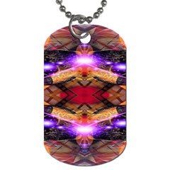 Third Eye Dog Tag (two Sided)  by icarusismartdesigns