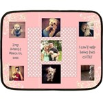 Zoey - Fleece Blanket (Mini)